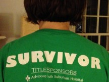 Changing my mind: I am ready to embrace being a survivor