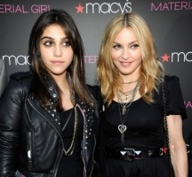 Madonna and Daughter Lola, Announce the Material Girl 'Lucky Stars' Model Search With Macy's!