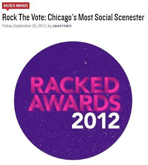 Who is Chicago's Most Social Scenester?  Racked Chicago Contest Results Here!