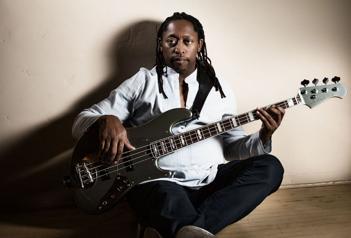 Q&A Interview With Darryl Jones - A Darryl Jones Project Concert Preview (Friday, March 9, 2018 At Park West)