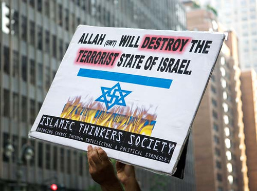 We must destroy Israel and annhialate the Jews