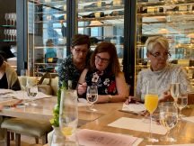 Travelle at The Langham offers a calligraphy brunch workshop