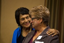Undocumented Life:  Activist Dolores Huerta pushes for renewed focus on Violence Against Women Act