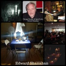 Psychic House Party Gathering in Spring and Summer with Chicago Psychic Medium Edward Shanahan.