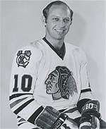 Dennis Hull Of The Blackhawks: The Third Best Hull Was Number 1 For Me