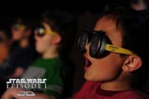 To 3D or Not To 3D: Can I Choose IMAX Instead?
