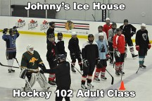 Review: Johnny's Ice House Hockey 102 class ★★★★★