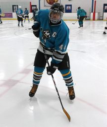 Playing Hockey: A Life-Changing Decision