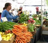 Farmers Markets Provide Innovative Food for Thought