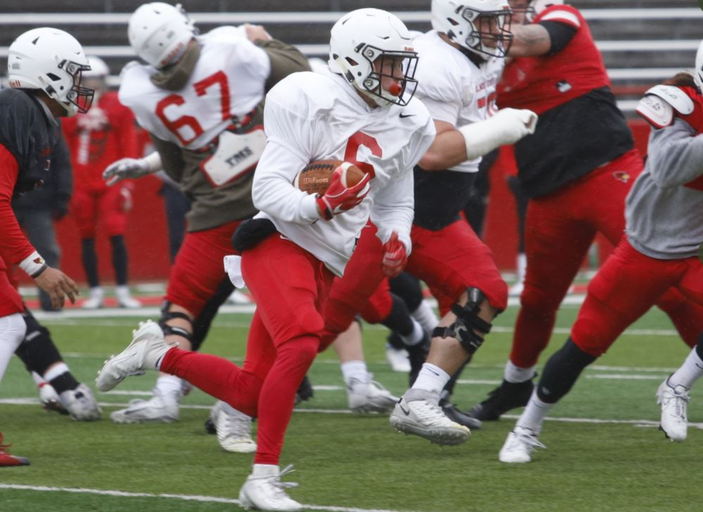 Illinois State ready to debut plenty of new faces on offense