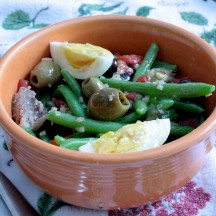 "The Food Desert Project: Salade ""Nicoise"""