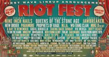 It's literally been over a week, and my ears and mind are still abuzz with the sights and sounds of Riot Fest!