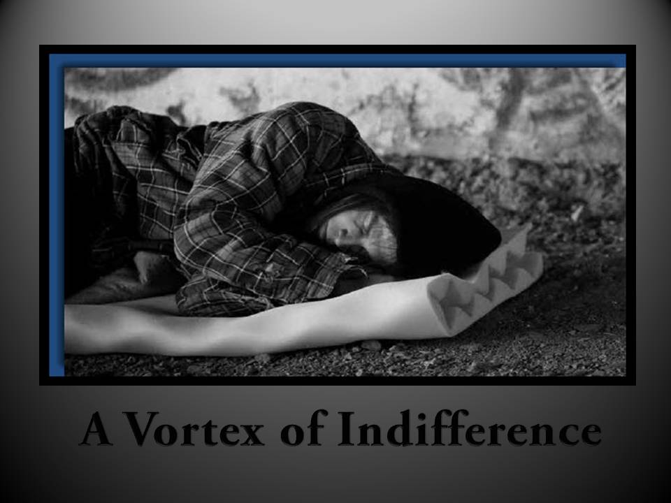 A Vortex of Indifference