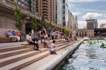 Chicago Riverwalk reopens: here's what you need to know
