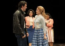 Grease returns to its Chicago roots at the Marriott Theatre