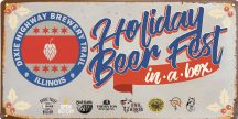 Dixie Highway Holiday Beer Fest In a Box