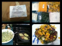 Meez Meals delivers everything you need to cook Meatless Monday dinner
