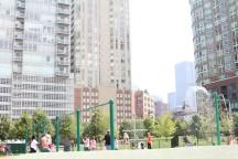 Ward A. Montgomery Park: An Oasis Among the High Rises