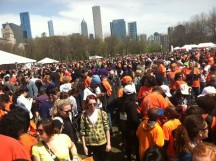We walked for MS