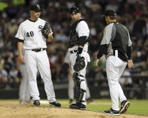White Sox relievers are fungible to a fault
