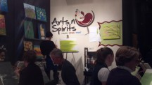 From Pinot Grigio to Picasso: Arts N Spirits Wine & Art Class