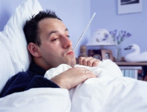 5 Ways to Get Over a Cold For Men!