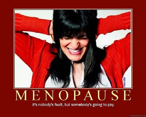 Dealing with Menopause: Men need not apply