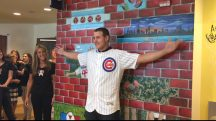 Athletes shouldn't be role models? This Cubs player is.