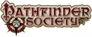 My First Pathfinder Society Experience