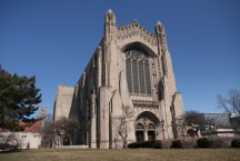 Rockefeller Memorial Chapel at the University of Chicago - Rick Lobes, ChicagoNow, March 24, 2013