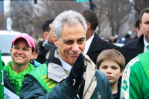 Everyone is Irish in Chicago on Saint Patrick's Day 2013 - Photos