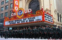 Chicago Observes Memorial Day 2013: Photo Gallery