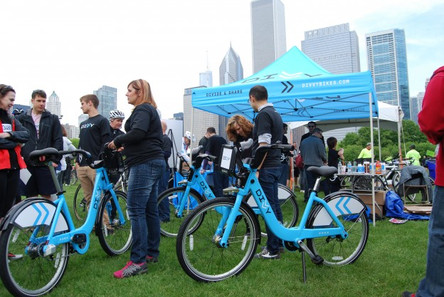 Divvy Bikes In Chicago Chicago Divvy Bikes Program