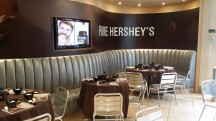 To find out there was a Hershey's Store in the first place was amazing, to find out it was so nice and huge was even better.