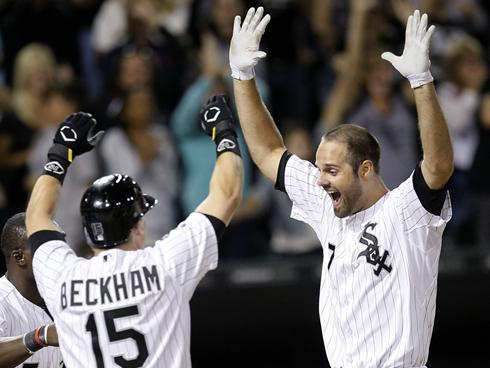Every youngster's dream comes true for White Sox's Jordan Danks