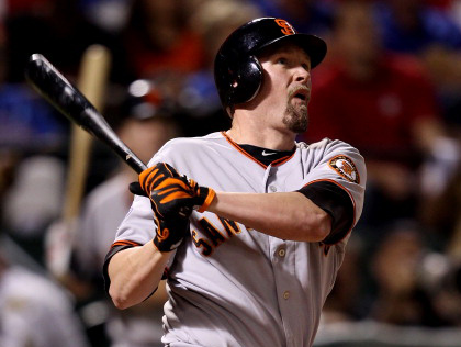 Hey White Sox, what about Aubrey Huff?