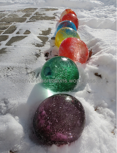 "Ice Orbs are for ""those"" moms and people like Martha F'ing Stewart, A.K.A not me"