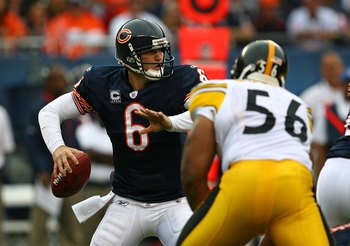 Key Matchup: Jay Cutler Against The Pittsburgh Steelers Pass Defense