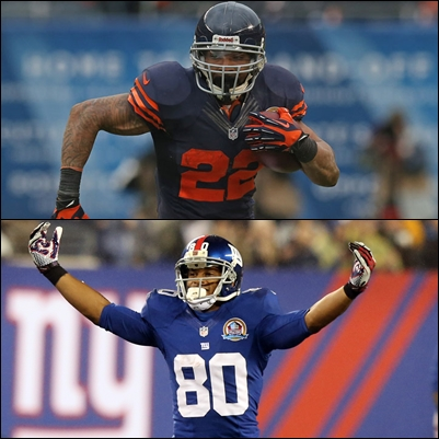 Week Six NFL Game Preview: New York Giants at Chicago Bears