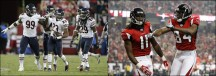 Key Matchup: Bears' Secondary Against Julio Jones and Roddy White