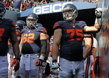Inside Look: The Chicago Bears Offensive Line