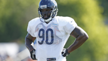 Losing Jeremiah Ratliff For The First Three Games Is Tough For The Bears