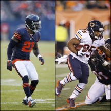 The Bears sign three of their own free agents in Porter, Rodgers and Becton