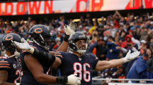 Zach Miller returns on a two-year deal and projects as the starter