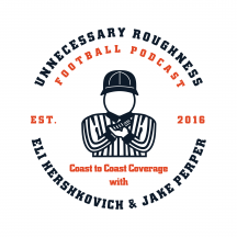 Unnecessary Roughness Podcast Ep. 26: Draft talk with Dane Brugler