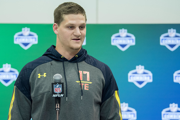 Starting with Bears, surprises galore on Day 1 of National Football League draft