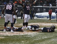 Week 17 NFL Power Rankings, Chicago Bears Edition