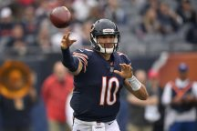 Chicago Bears QB Mitchell Trubisky is primed for a breakout season