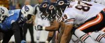 The Bears' offensive line continues to progress. This offense is only as good as they are.