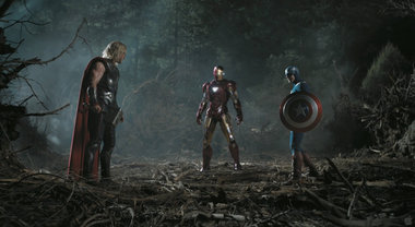 Does 'The Avengers' Live Up to Its Hype? One Fangirl's quick review.
